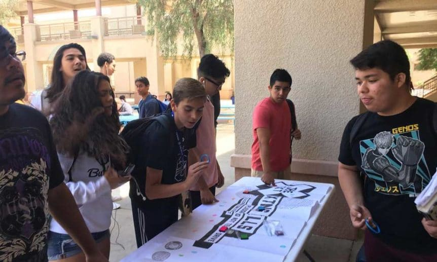 Chandler businesses team to end teen texting and driving