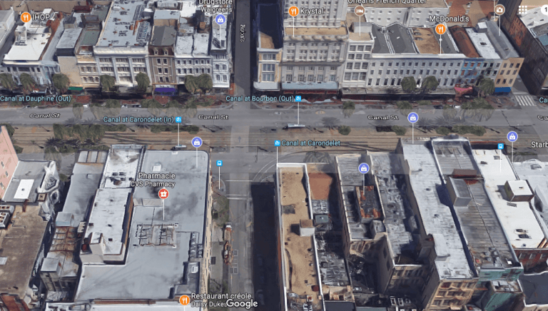 carondelet-bourbon-canal-streets-768x436 15 Most Dangerous Intersections in America