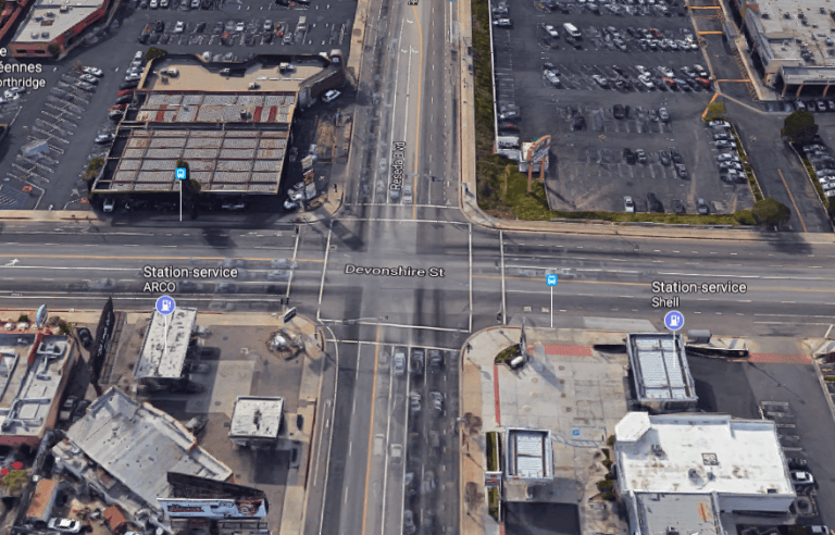 reseda-deovnshire-california-768x492 15 Most Dangerous Intersections in America