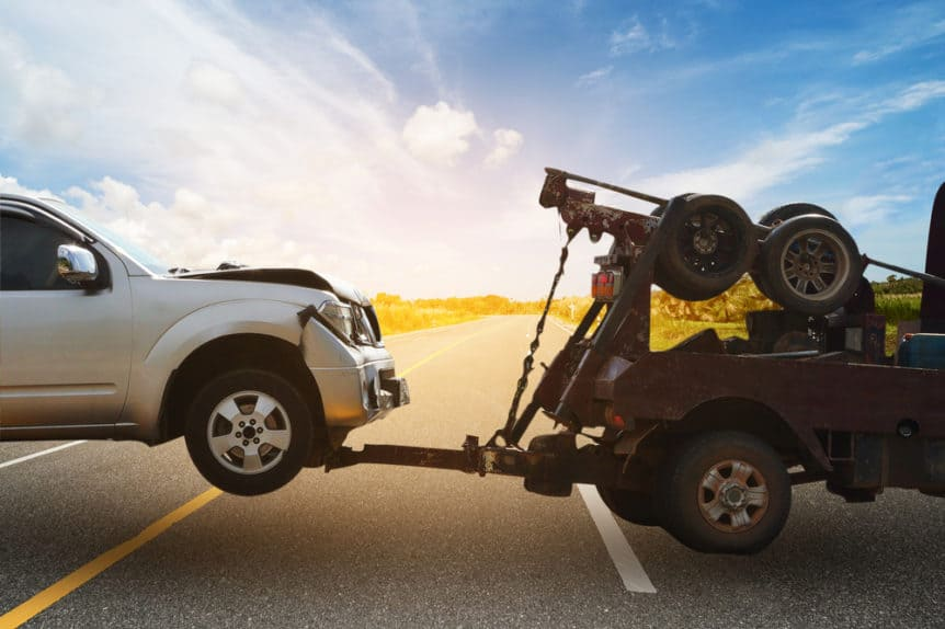 What to Do If a Towing Company Damages Your Car? | Phoenix Towing Service