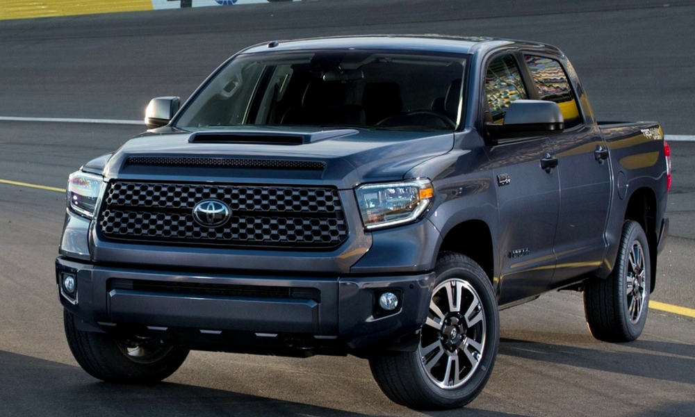 Toyota-Towing-Truck Top 6 Trucks with the Best Towing Capacity