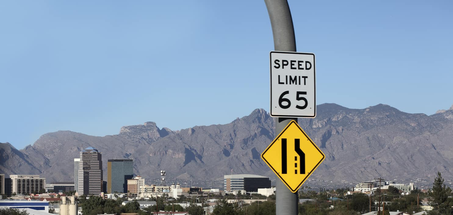 arizona-speed-limit 9 Things You Should Know When Driving in Arizona