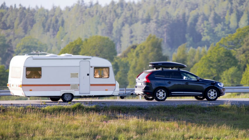 towing-a-travel-trrailer-photo 9 Tips for Towing a Travel Trailer