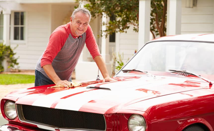 Should You Buy a Classic Car from a Private Seller?