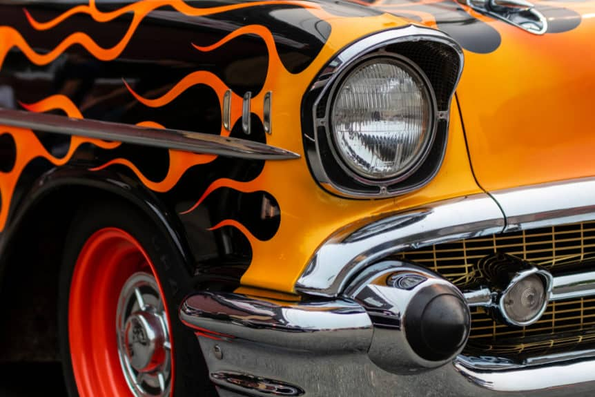 Benefits of Custom Paint Job for Your Car