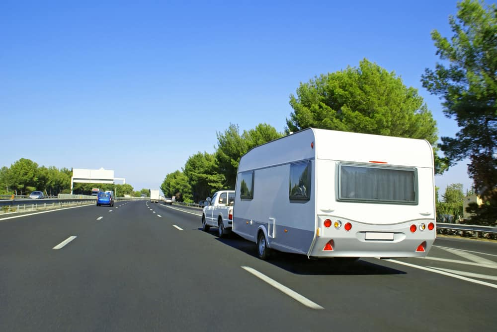 caravan-highway Towing Speed Limit for Caravan or Trailer