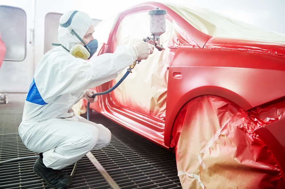 custom-paint Benefits of Custom Paint Job for Your Car