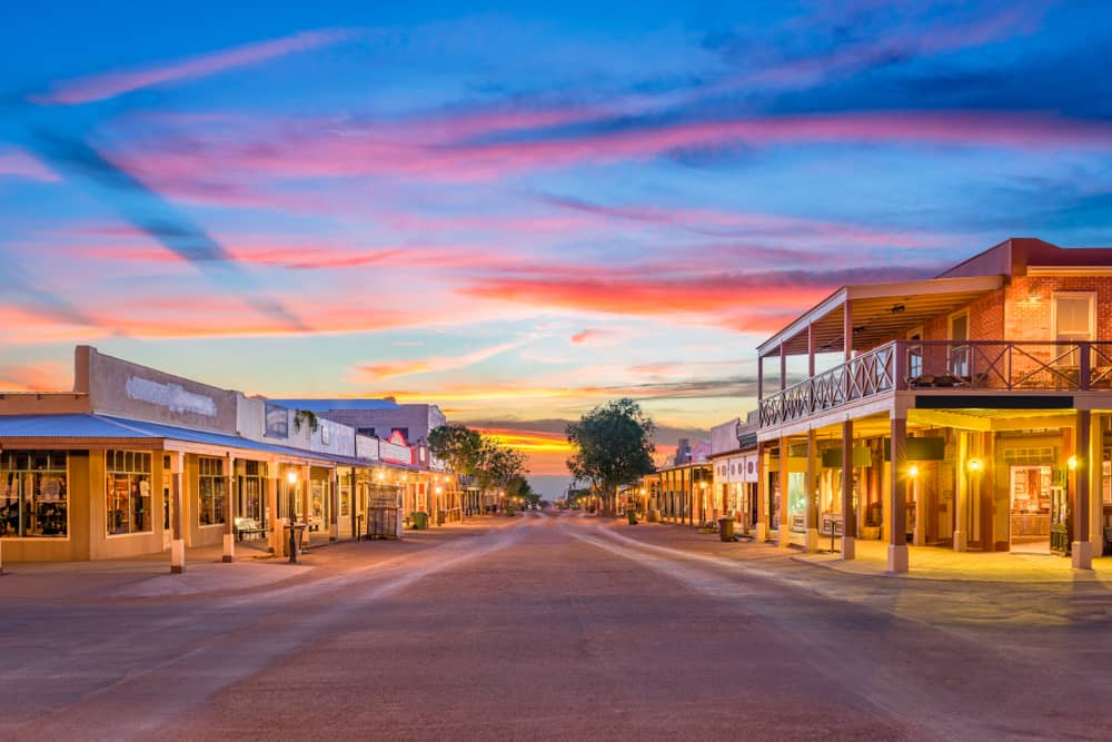 Tombstone Visiting Arizona With Kids: What to See?