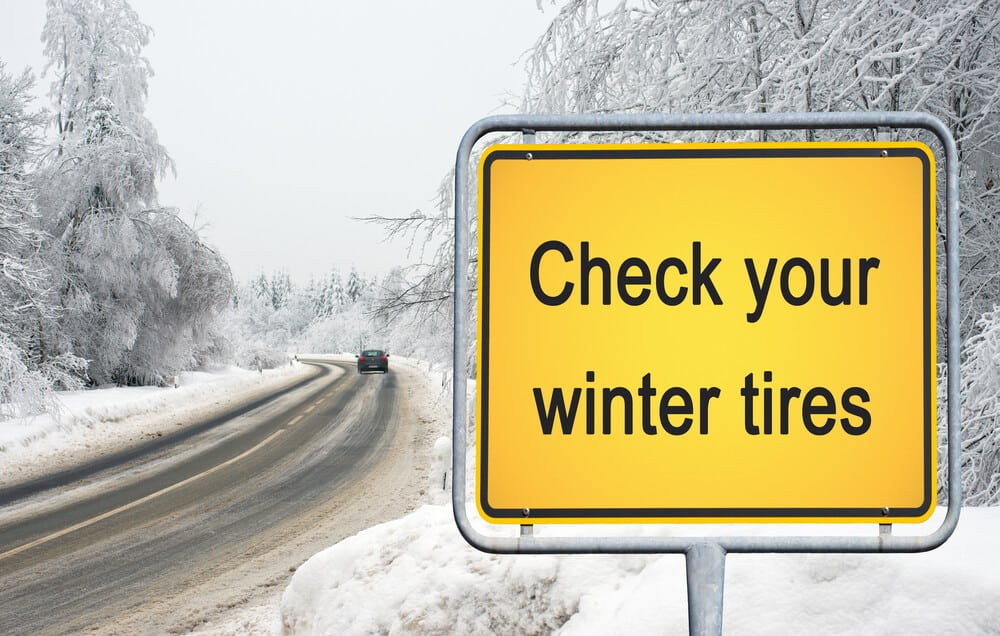 Check-the-Tires Winter Driving Safety Tips in Arizona