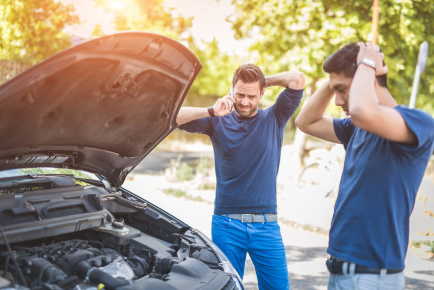6 Symptoms of Transmission Trouble