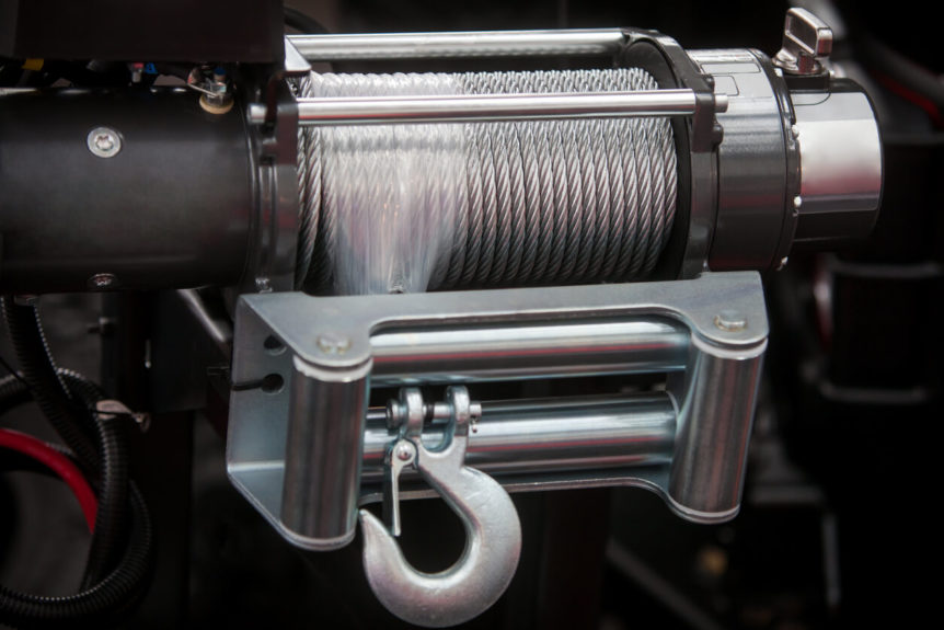 What's a Winch? How Does a Winch Work?