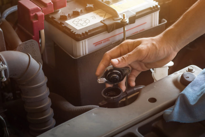What Does it Mean When Your Car Leaks Antifreeze