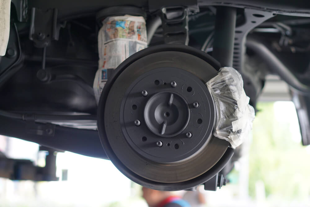 Servicing-Brakes Top 6 Electric Vehicle Upkeep Issues and Their Expenses